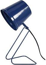 Cuadra 38cm Desk Lamp Mercury Row Finish: Beige