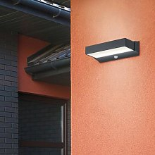 Cuando LED outdoor wall light with motion sensor