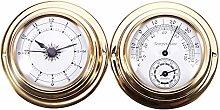 Cuasting Thermometer Hygrometer Barometer Watches