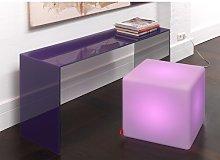 Cube Indoor Side Table Moree Lighting: LED lighting
