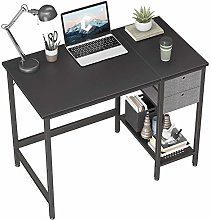 Cubiker Computer Home Office Desk, 40 Inch Small