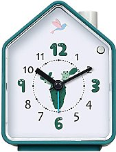 Cuckoo Bird Alarm Clock With Nightlight Cartoon
