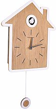 Cuckoo Bird Clock, Modern Wall Clock with