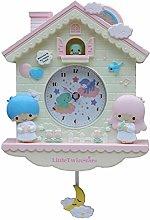 Cuckoo Clock-1 Pcs Cuckoo Wall Clock Hanging