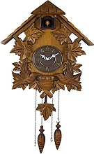 Cuckoo Clock -18 Inch - Traditional Black Forest