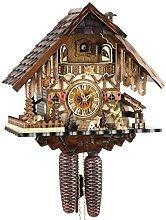 Cuckoo Clock 8Day Running Mechanical Mechanism