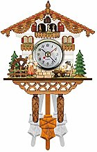 Cuckoo Clock Black Forest Antique Clock Quartz