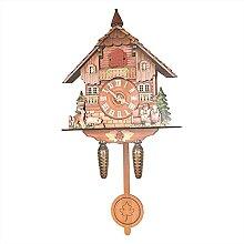 Cuckoo Clock, Black Forest House Antique Clock,