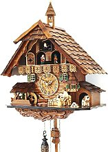 Cuckoo Clock Black Forest Quartz Movement 12