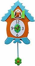 Cuckoo Clock Cat meowcoo