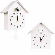 Cuckoo Clock Cuckoo Wall Clock, Natural Bird