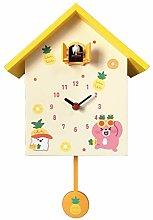 Cuckoo Clock Large Birdhouse, Modern Simple