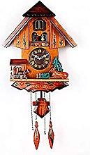 Cuckoo Clock Vintage Wood Cookoo Clocks Swing