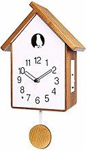 Cuckoo Clock Wall Clock,European Style Cuckoo