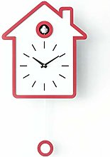 Cuckoo Clock, Wall Clock, Modern Version Bird
