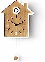 Cuckoo Clock, Wall Clock, Modern Version Bird