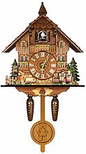 Cuckoo Clock with Cartoon Animals And Characters
