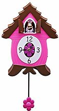 Cuckoo Clock with Horse