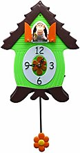 Cuckoo Clock with Monkey