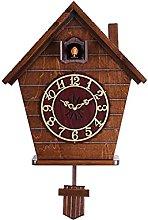 Cuckoo Clock, Wooden Cuckoo Clock for Wall,