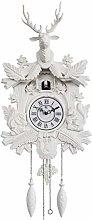 Cuckoo Clocks, Handcrafted Wooden Quartz Cuckoo