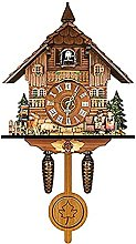 Cuckoo/Coo-Coo Clock, Mechanical Movement with