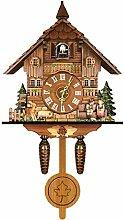 Cuckoo Cuckoo Wall Clock Chime Alarm Clock Retro