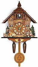 Cuckoo Cuckoo Wall Clock Chime Alarm Clock Vintage