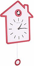 Cuckoo Design Clock, Nordic Style Battery Powered