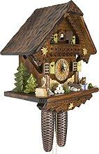 Cuckoo-Palace Cuckoo Clock - Summer Meadow Chalet