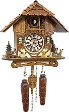 Cuckoo-Palace German Cuckoo Clock - Blackforest