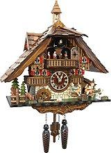 Cuckoo-Palace LARGE German Cuckoo Clock - The