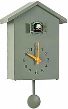 Cuckoo Pendulum Clock, Modern Quartz Movement