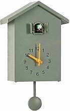 Cuckoo Pendulum Clock, Modern Quartz Movement