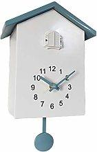 Cuckoo Wall Clock Birdhouse Decorative Hanging