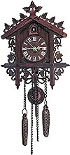 Cuckoo Wall Clock,Cuckoo Clock-Antique Wooden