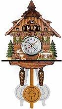 Cuckoo Wall Clock, Cuckoo Wall Clock Chime Alarm