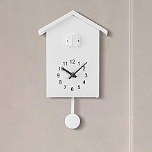 Cuckoo Wall Clock,Nordic Style 7 O'clock To 20