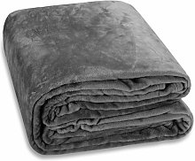Cuddle TV Sofa Blanket Day Bed Throw Snuggle Cosy