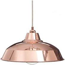 Cuemars - Copper Industrial Lamp Shade - Copper