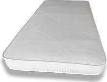 Cuggl 140 x 70cm Thermo Pocket Sprung Cot Bed