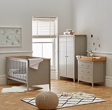Cuggl Canterbury 3 Piece Nursery Furniture Set -