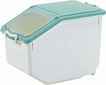 CUHAWUDBA 10KG/22Lb Rice Storage Container