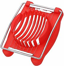 CuiGuoPing Mini Manual Egg Slicer, 9.5 × 7.5 cm,