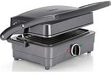 Cuisinart 2-In-1 Grill &Amp; Sandwich Maker