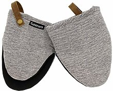Cuisinart Chambray Neoprene Mini Oven Mitts, 2pk -