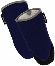 Cuisinart Silicone Oven Mitts, 2pk - Heat