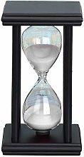 cuiyoush Sand Timer 45/60min Wooden Sand Clock