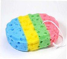 CULER Kids Bath Sponge Bath Scrubber Shower Spa