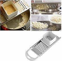 CULER Pasta Machine Manual Noodle Spaetzle Maker